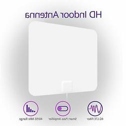 Antop Antenna AT-100B Paper-Thin Smartpass Amplified Indoor
