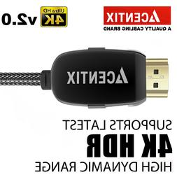 HIGHSPEED ULTRA-HD HDMI CABLE 4K @ 60HZ 2160p AMAZON FIRE SM
