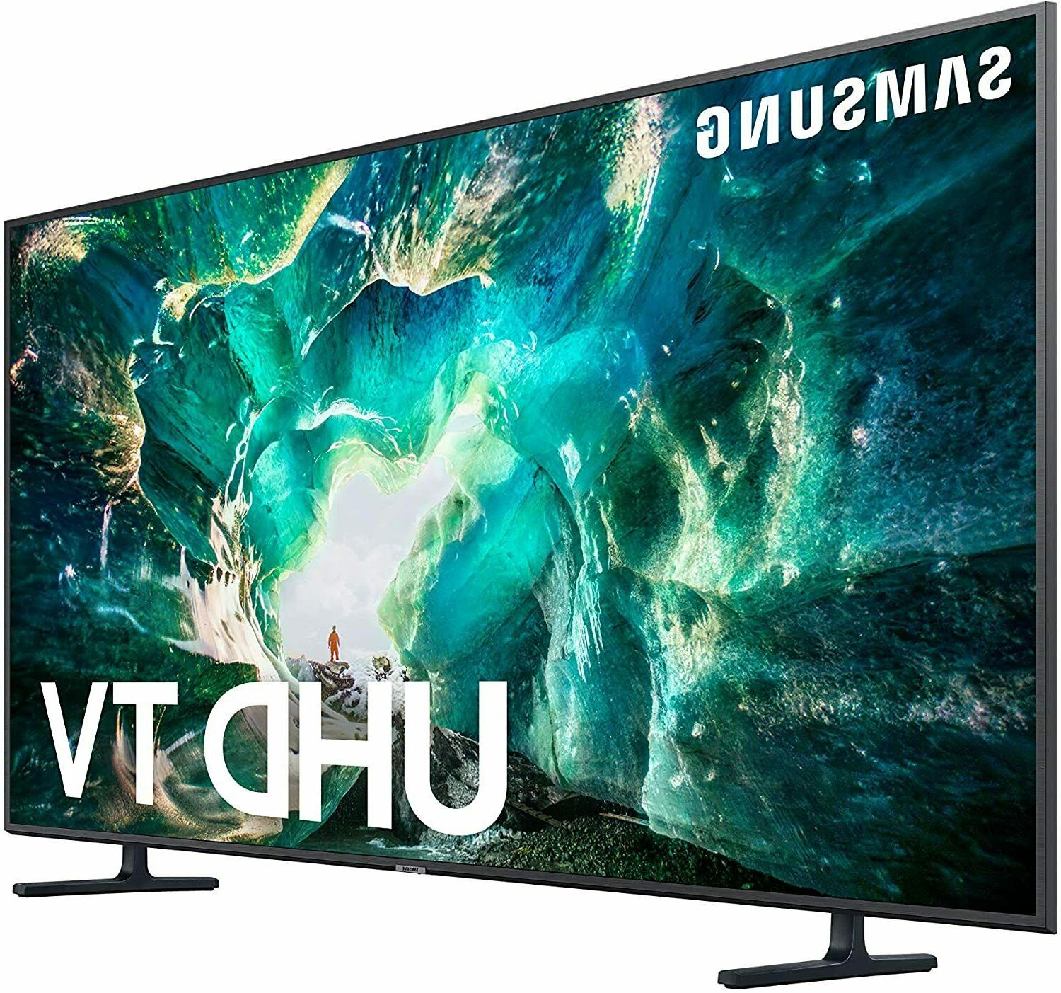 Samsung 75-Inch 8 Smart TV with HDR Alexa Compatibility