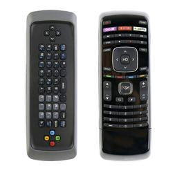 New Vizio XRT303 Keyboard 3D Smart TV Remote Control with Am
