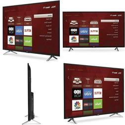 TCL 32-Inch 720p Smart LED TV Flat Screen Television 2017 Mo