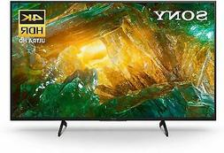 """Sony XBR-49X800H 49"""" 4K Ultra High Definition HDR LED Androi"""